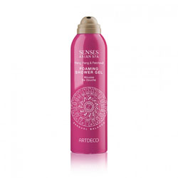 SENSES SENSUAL BALANCE FOAMING SHOWER GEL 200ml