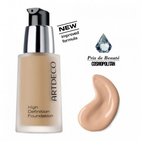ARTDECO HIGH DEFINITION FOUNDATION 04 - natural honey