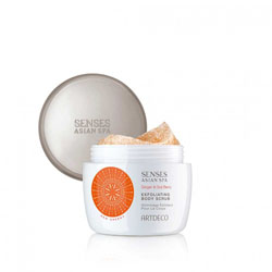 SENSES NEW ENERGY  EXFOLIATING BODY SCRUB 200ml