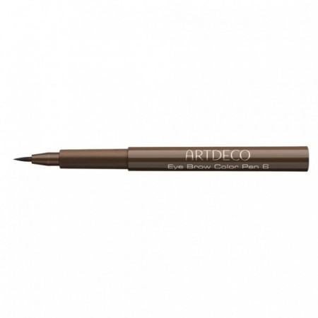 ARTDECO EYE BROW COLOR PEN medium brown-06