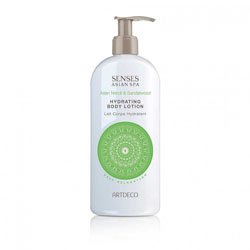 SENSES DEEP RELAXATION HYDRATING BODY LOTION 400ml