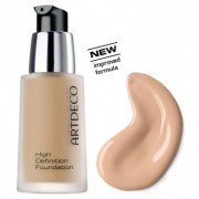 ARTDECO HIGH DEFINITION FOUNDATION 08 - natural peach