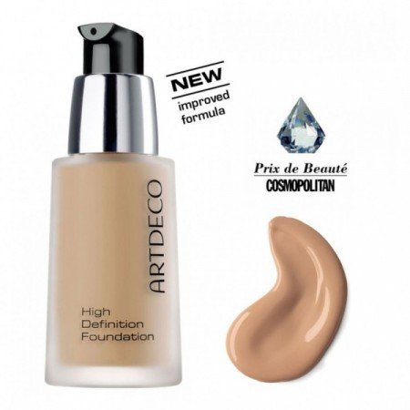 ARTDECO HIGH DEFINITION FOUNDATION 52 - warm ivory